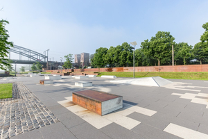 A hive of creativity: KAP 686 skate park | Photo: Marcel Wurm