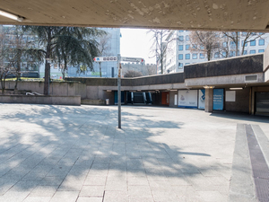 Cologne's most hotly discussed underpass: Ebertplatz - Photography by Marcel Wurm