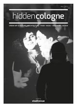 Hidden Cologne — print magazine — order in shop